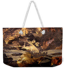 Lost In The Mist Weekender Tote Bag by Nancy Kane Chapman