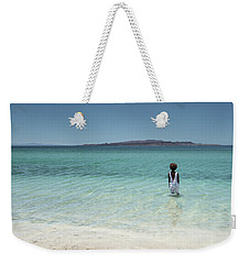 Lost In The Sea Of Cortez Weekender Tote Bag