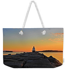Lost In The Sunrise Weekender Tote Bag