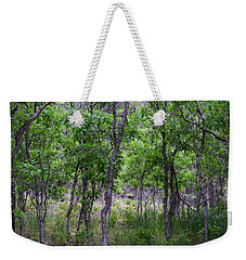 Lost In The Trees Weekender Tote Bag