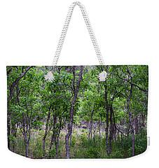 Lost In The Trees Weekender Tote Bag