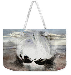 Weekender Tote Bag featuring the photograph Lost In Thought by Pennie  McCracken