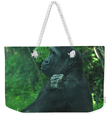 Weekender Tote Bag featuring the photograph Lost In Thought by Richard Bryce and Family