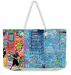 Lost In Translation Weekender Tote Bag