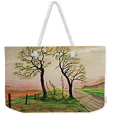Lost Kitten Weekender Tote Bag