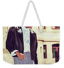 Lost Rose Weekender Tote Bag