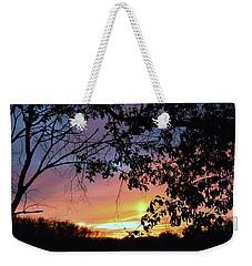 Lost Sunset Weekender Tote Bag
