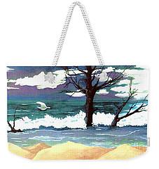 Lost Swan Weekender Tote Bag