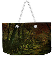 Lost Woods 8140 H_3 Weekender Tote Bag