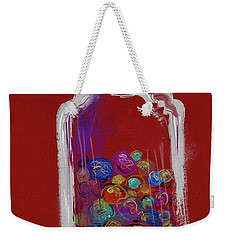 Lost Your Marbles? Weekender Tote Bag