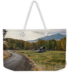 Lostine Valley Weekender Tote Bag