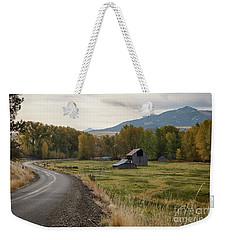 Lostine Valley Weekender Tote Bag