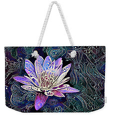 Lotus From The Mud Weekender Tote Bag