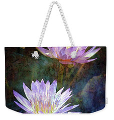 Lotus Reflections 2980 Idp_2 Weekender Tote Bag