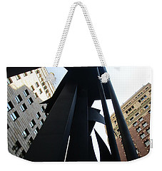 Louise Nevelson Plaza 1 Weekender Tote Bag