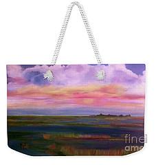 Louisiana Clouds Weekender Tote Bag