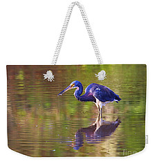 Louisiana Heron Weekender Tote Bag