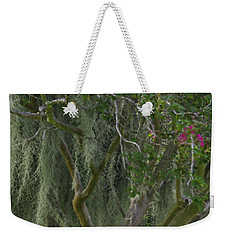 Louisiana Moodiness Weekender Tote Bag