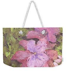 Louisiana Spring Weekender Tote Bag