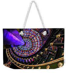 Old Louisiana State Capitol Kaleidoscope Weekender Tote Bag