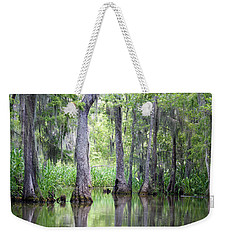Louisiana Swamp 5 Weekender Tote Bag