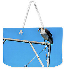 Louisiana's State Bird Weekender Tote Bag