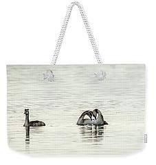 Lov E Of The Lake  Weekender Tote Bag