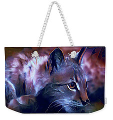 Lovable Feline Weekender Tote Bag