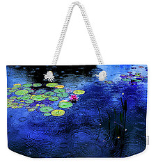 Love A Rainy Day Weekender Tote Bag by John Poon
