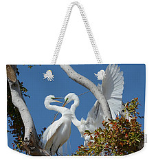 Love Branch Weekender Tote Bag