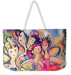 Love Fairies   Weekender Tote Bag