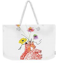 Love Gift Weekender Tote Bag
