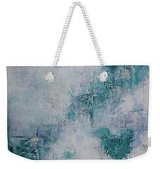 Love In Negative Spaces Weekender Tote Bag