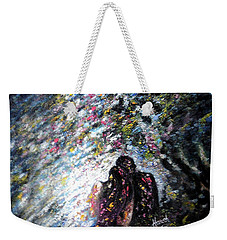 Love In Niagara Fall Weekender Tote Bag