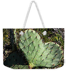 Love In The Desert Weekender Tote Bag