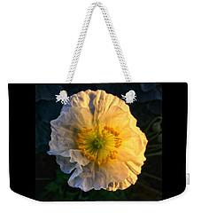 Love In The Morning Weekender Tote Bag