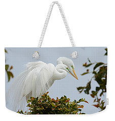 Love In The Treetops Weekender Tote Bag
