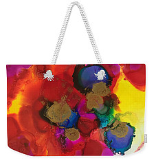 Love Is Everywhere  Weekender Tote Bag by Tara Moorman