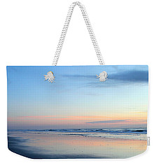 Love Is In My Life Weekender Tote Bag by Fiona Kennard