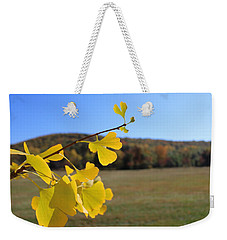 Love Is In The Air Weekender Tote Bag by Jason Nicholas