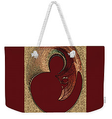 Love Is... Weekender Tote Bag by Paula Ayers