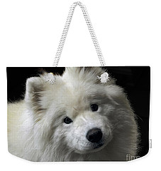 Weekender Tote Bag featuring the photograph Love by Lois Bryan