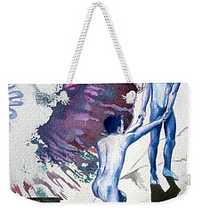 Love Metaphor - Drift Weekender Tote Bag