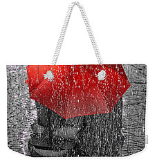 Love Weekender Tote Bag by Mo T