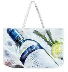 Love My Wine Weekender Tote Bag