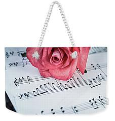 Love Notes Weekender Tote Bag