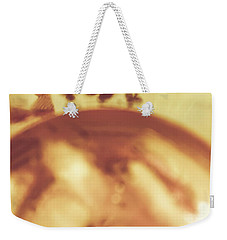 Love Of Whisky And Card Games Weekender Tote Bag