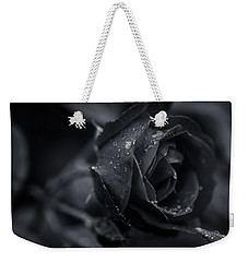 Sweet Love Roses And Water Weekender Tote Bag by Miguel Winterpacht