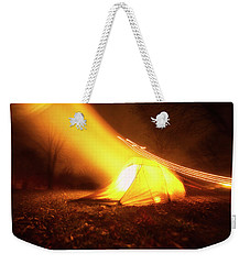Starship Weekender Tote Bag