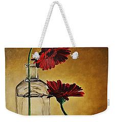 Love Story Weekender Tote Bag